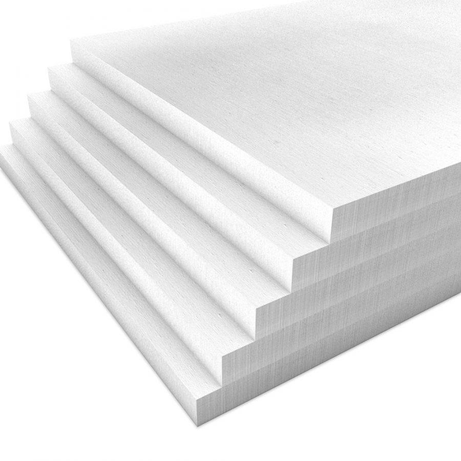 Kalziumsilikatplatten Innendaemmung Mehrpack in weißgrau (nah). Maße 500mm x 625mm x 30mm