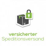 Versicherter Speditionsversand